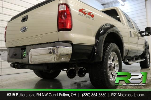 2008 FORD F-250 SD LARIAT - CREW CAB - 4WD - NEW ARRIVAL - CLEAN INSIDE/OUTSIDE - PRICED FOR QUICK SALE! for sale at R21 Motorsports