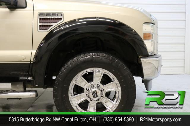 2008 FORD F-250 SD LARIAT - INTERNET SALE PRICE ENDS FRIDAY APRIL 26TH!! for sale at R21 Motorsports