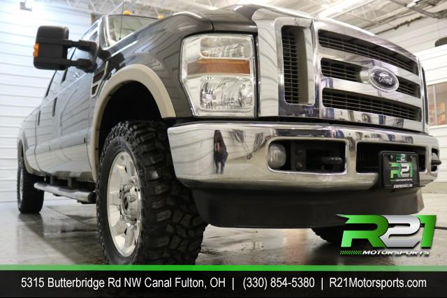 2008 FORD F-350 SD LARIAT - CREW CAB - LONG BED - INTERNET SALE PRICE EXPIRES FRIDAY APRIL 26TH!! for sale at R21 Motorsports