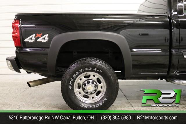 2005 CHEVY SILVERADO 2500HD SUPER LOW MILES - CLEAN - PRICED FAIR FOR WHAT IT IS - TAKE ADVANTAGE TODAY! for sale at R21 Motorsports