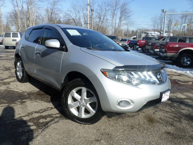 2009 NISSAN MURANO S for sale at Action Motors