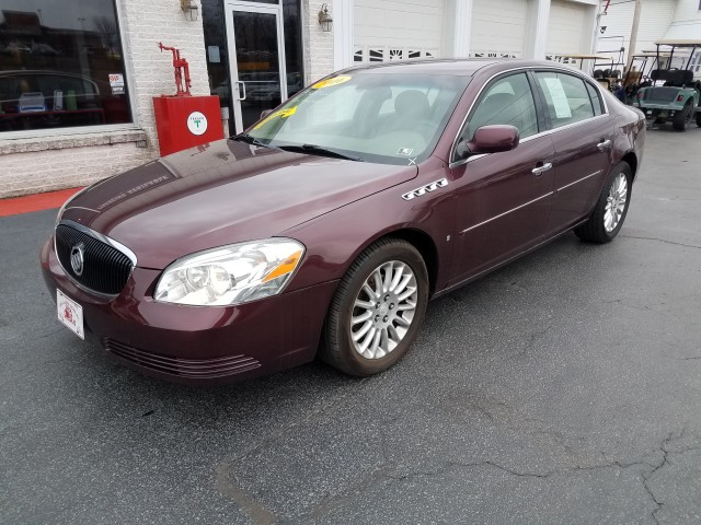 2006 Buick Lucerne CXS for sale at Mull's Auto Sales