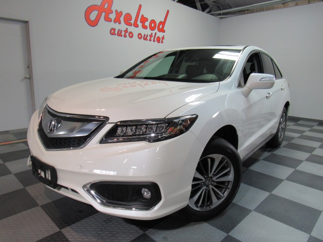 2018 Acura RDX 6-Spd AT AWD w/Advance Package