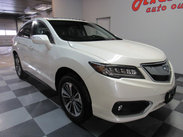 2018 Acura RDX 6-Spd AT AWD w/Advance Package in Cleveland