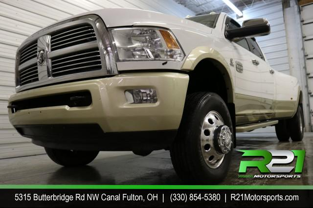 2011 RAM 3500 LARAMIE LONGHORN -  RIGHT PACKAGE - RIGHT COLOR - RIGHT PRICE! for sale at R21 Motorsports