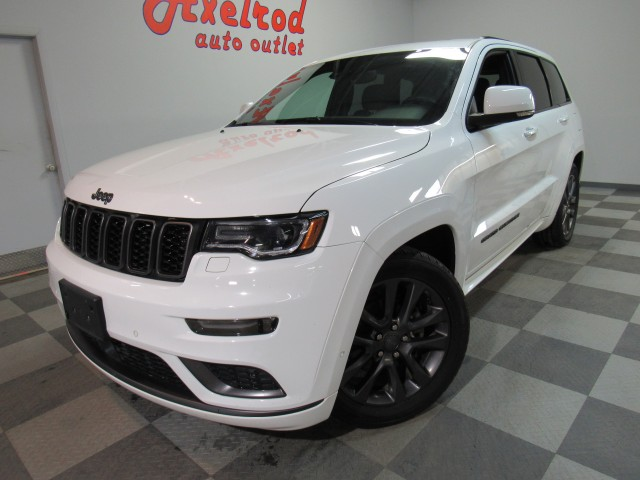 2018 Jeep Grand Cherokee High Altitude Edition