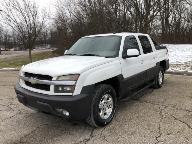 2004 Chevrolet Avalanche 1500 4WD for sale at Summit Auto Sales