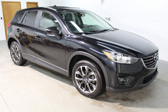 2016 MAZDA CX-5 GRAND TOURING for sale | Used Cars Twinsburg | Carena Motors