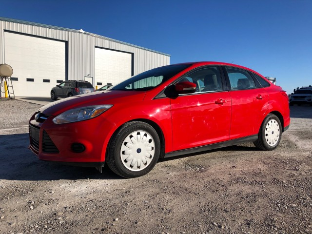 2014 Ford Focus  for sale at WWW Boat Services