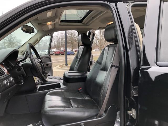 2009 Chevrolet Silverado 2500HD LTZ Crew Cab  4WD for sale at Summit Auto Sales