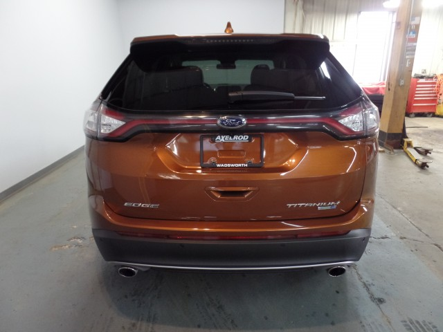 2017 Ford Edge Titanium 4WD in Cleveland