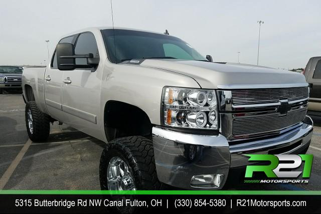 2007 CHEVY SILVERADO 2500HD LTZ- CREW CAB- 4WD - SOUTHERN DURAMAX - RUST FREE - ARRIVING SOON - CALL 330-854-5380 FOR DETAILS AND PHOTOS! for sale at R21 Motorsports