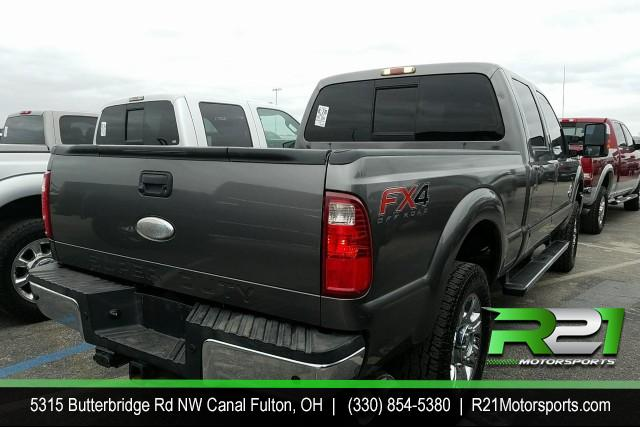 2012 FORD F-250 SD LARIAT- CREW CAB- 4WD- RUST FREE, SOUTHERN TRUCK ARRIVING SOON - CALL 330-854-5380 TO GET IN LINE FOR PHOTOS! for sale at R21 Motorsports