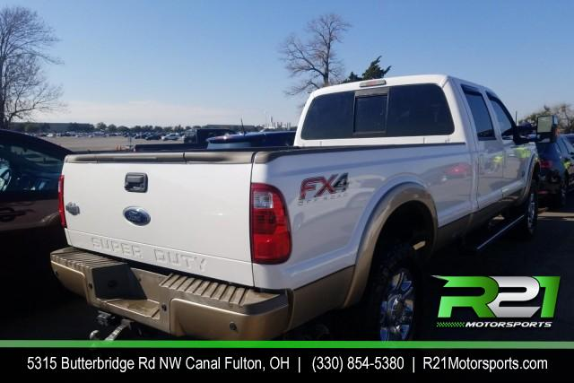 2012 FORD F-350 SD KING RANCH - CREW CAB - 4WD - ARRIVING SOON - ANOTHER RUST FREE SOUTHERN TRUCK - IF YOU WOULD LIKE PHOTOS, CALL 330-854-5380 AND WE WILL PUT YOU ON THE LIST! for sale at R21 Motorsports