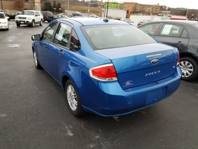 2010 Ford Focus SE Sedan for sale at Mull's Auto Sales