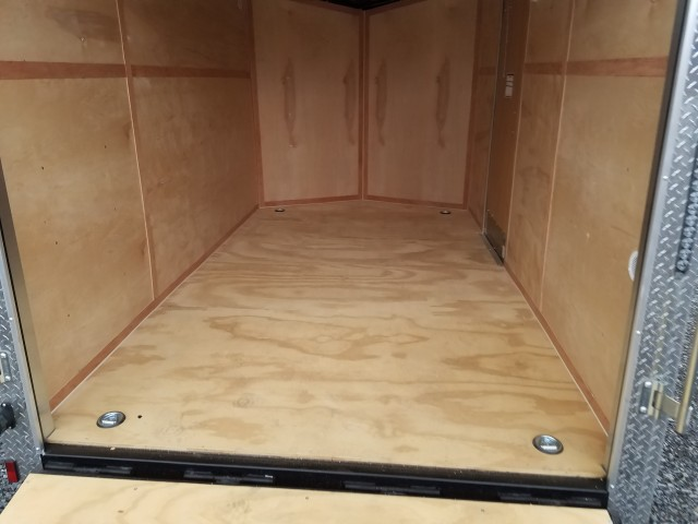 2016 CARGOMATE 7 X 12 ENCLOSED for sale at Mull's Auto Sales