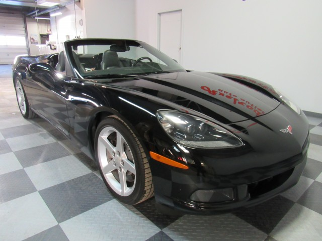 2007 Chevrolet Corvette Convertible LT3 in Cleveland