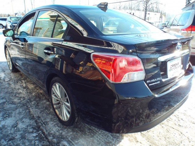 2016 SUBARU IMPREZA LIMITED for sale at Carena Motors