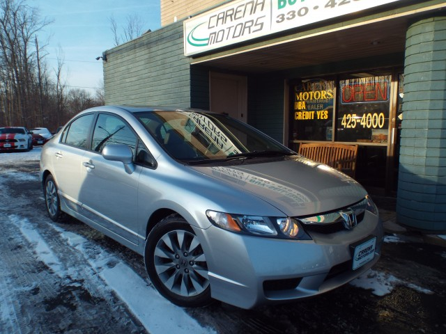 2011 HONDA CIVIC for sale at Carena Motors