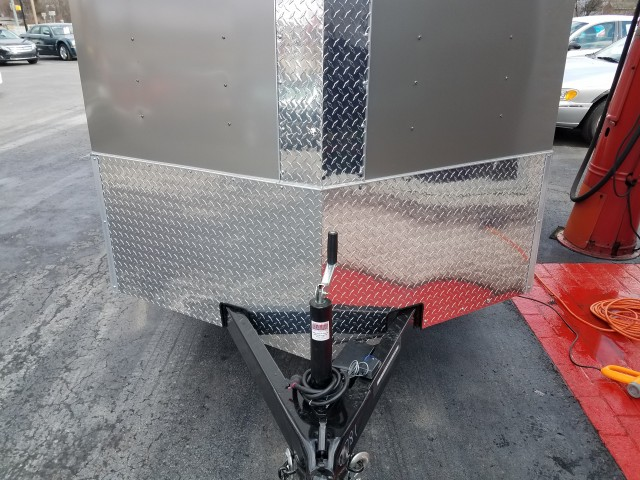 2017 Anvil 6 x 14 Enclosed for sale at Mull's Auto Sales