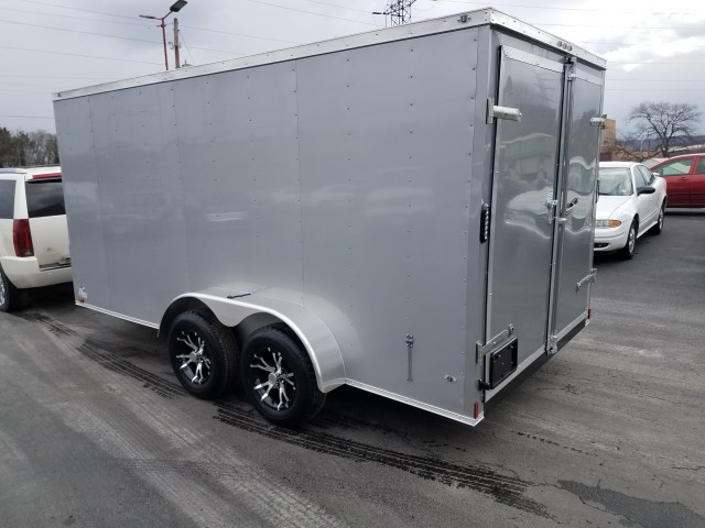 2017 Anvil 7x14 Enclosed for sale at Mull's Auto Sales