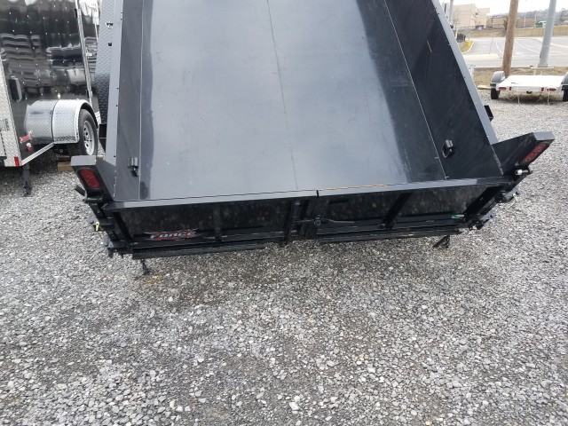 2017 FORCE 14 FOOT DUMP STEEL for sale at Mull's Auto Sales
