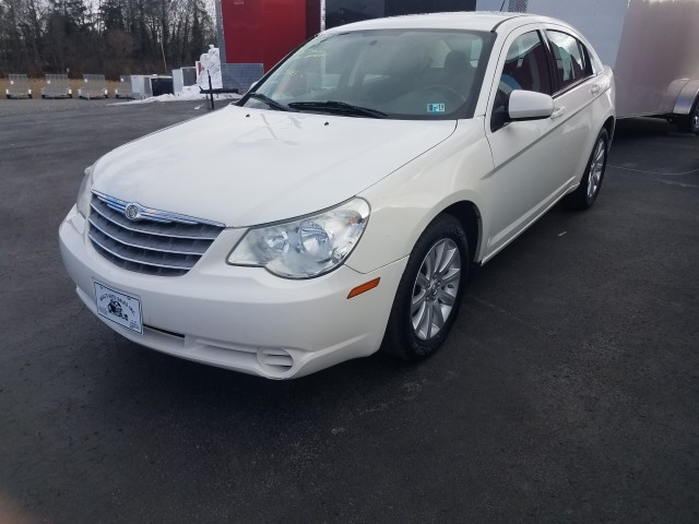 2010 Chrysler Sebring Sedan Limited for sale at Mull's Auto Sales