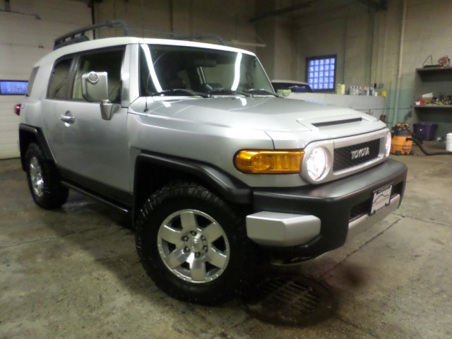 2007 TOYOTA FJ CRUISER  for sale at Action Motors
