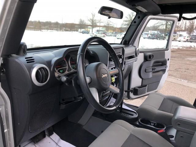 2010 Jeep Wrangler Unlimited Sahara 4WD for sale at Summit Auto Sales
