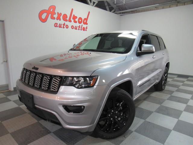 2019 Jeep Grand Cherokee Altitude Edition 4WD