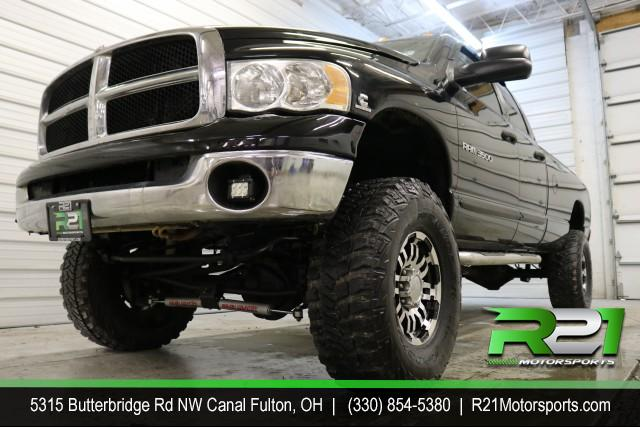 2011 RAM 3500 LARAMIE - MEGA CAB - DUALLY - 4WD  - RUST FREE SOUTHERN TRUCK - CLEAN CAR FAX - CALL 330-854-5380 FOR MORE DETAILS!! for sale at R21 Motorsports