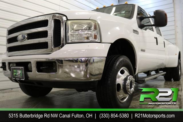 2005 FORD F-250 SD LARIAT- CREW CAB - 4WD - JUST ARRIVED - SOUTHERN POWERSTROKE DIESEL - RUST FREE - CALL 330-854-5380 TO REQUEST MORE PHOTOS! for sale at R21 Motorsports