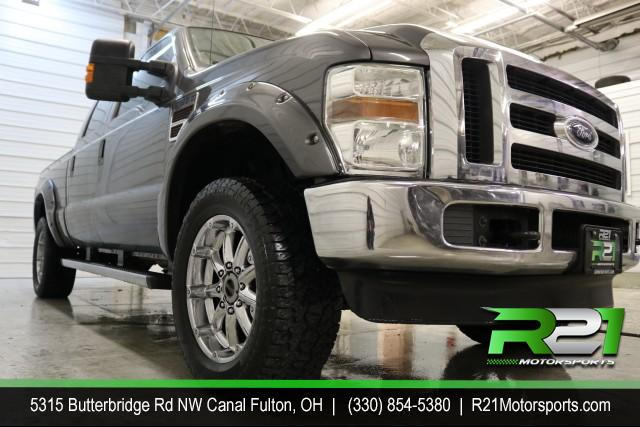 2008 FORD F-250 SD XLT- XLT -4WD - RUST FREE, TEXAS TRUCK  - ASK ABOUT OUR DIESEL FINANCE PROGRAM! for sale at R21 Motorsports