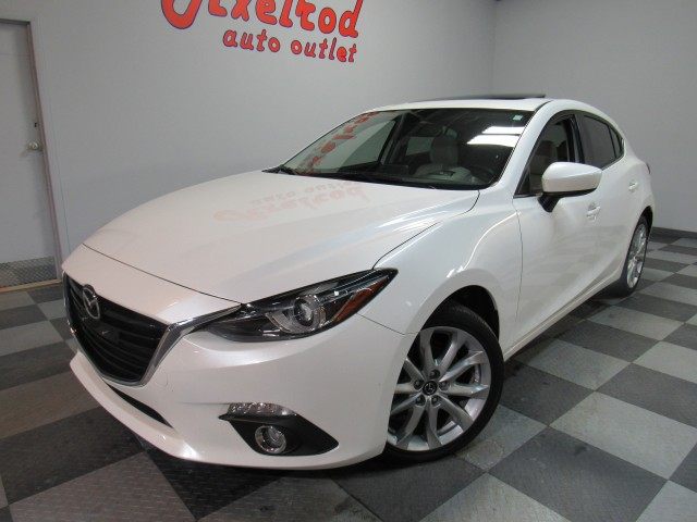 2015 Mazda MAZDA3 Grand Touring AT 5-Door