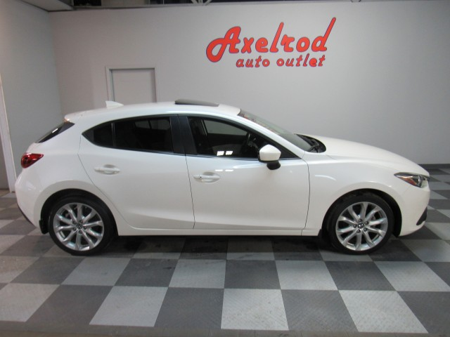 2015 Mazda MAZDA3 Grand Touring AT 5-Door in Cleveland