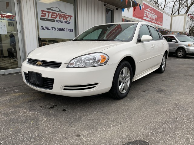 2009 CHEVROLET IMPALA LS for sale at Stewart Auto Group