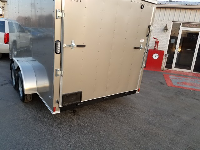 2017 Anvil 7x14 enclosed  Enclosed for sale at Mull's Auto Sales