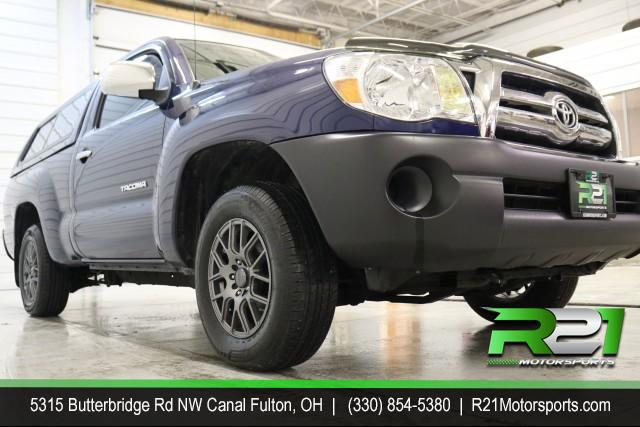 2008 TOYOTA TACOMA REGULAR CAB - 2WD - FRESH TRADE - SUPER LOW MILES - SUPER CLEAN - EXTRA SET OF RIMS & TIRES WITH PURCHASE!! for sale at R21 Motorsports