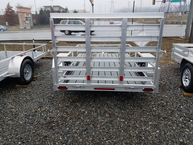 2015 WORTHINGTON 6 X 10 ALUMINUM LANDSCAPE for sale at Mull's Auto Sales