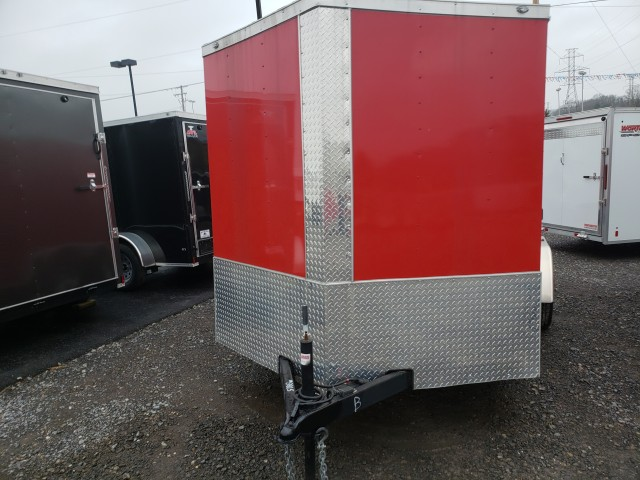 2017 ANVIL 7 X 14 ENCLOSED for sale at Mull's Auto Sales