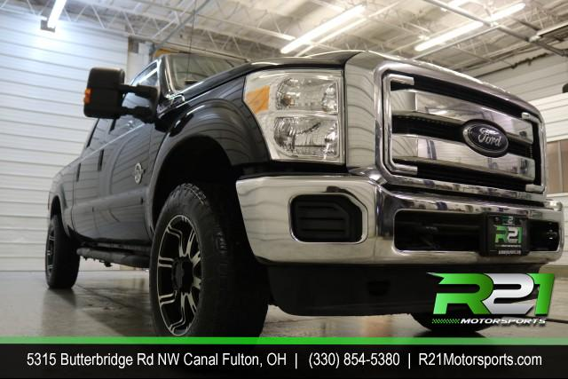 2012 FORD F-250 SD XLT- CREW CAB- 4WD- RUST FREE, GREAT LOOKING, SOUTHERN TRUCK - CALL 330-854-5380!! for sale at R21 Motorsports