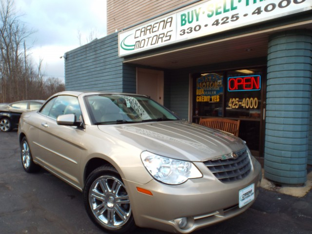 2008 CHRYSLER SEBRING for sale at Carena Motors
