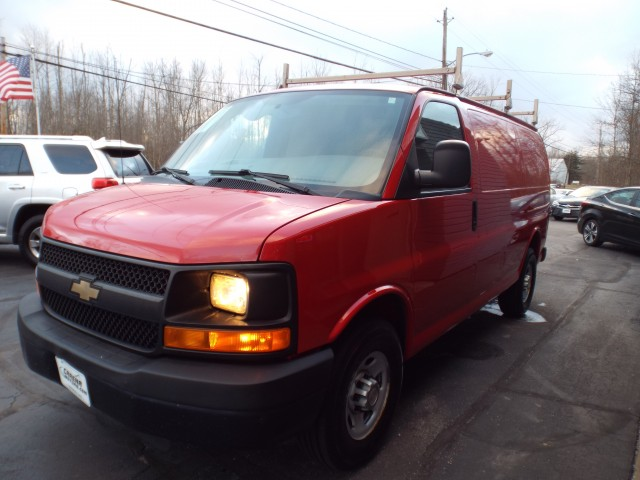 2013 CHEVROLET EXPRESS G3500  for sale at Carena Motors