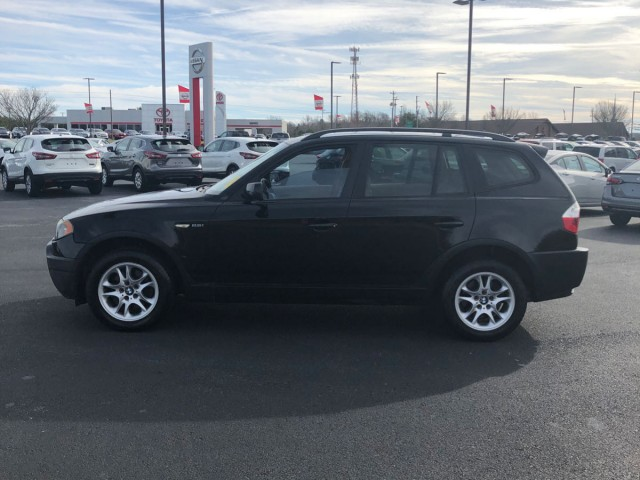 2004 BMW X3 2.5I for sale at Xtreme Auto Group