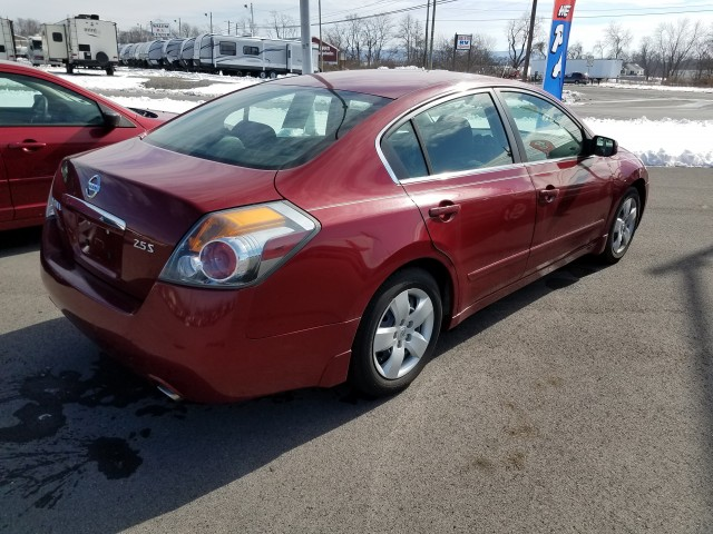 2008 Nissan Altima 2.5 for sale at Mull's Auto Sales