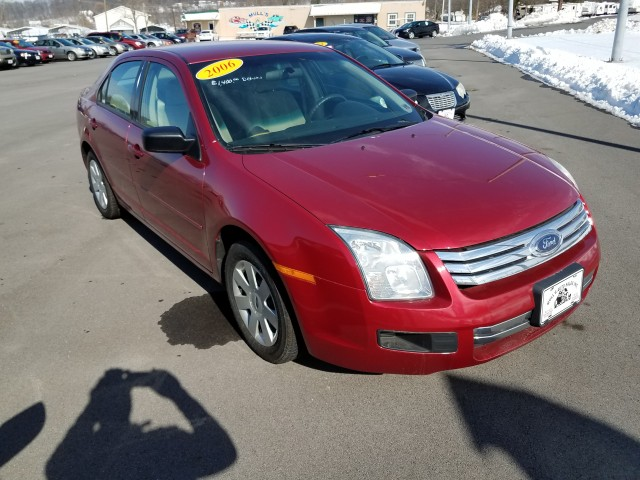 2006 Ford Fusion S for sale at Mull's Auto Sales