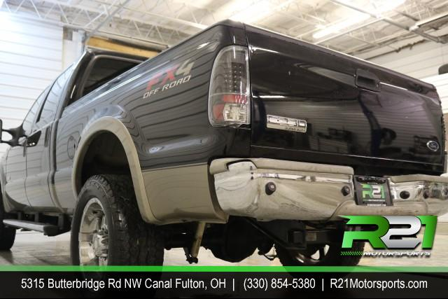 2005 FORD F-250 SD Lariat Crew Cab 4WD--INTERNET SALE PRICE ENDS SATURDAY MAY 18TH!! for sale at R21 Motorsports
