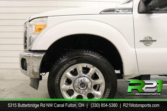 2011 FORD F-350 SD LARIAT- CREW CAB - LONG BED- 4WD - JUST ARRIVED - RUST FREE POWERSTROKE DIESEL FROM DOWN SOUTH - CALL 330-854-5380 TO REQUEST MORE PHOTOS! for sale at R21 Motorsports