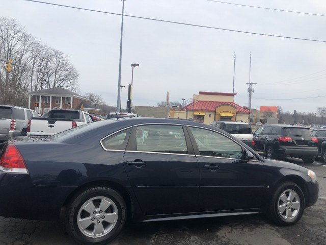 2010 CHEVROLET IMPALA LT for sale at Action Motors