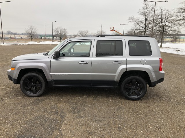 2015 Jeep Patriot Latitude 4WD for sale at Summit Auto Sales | Akron